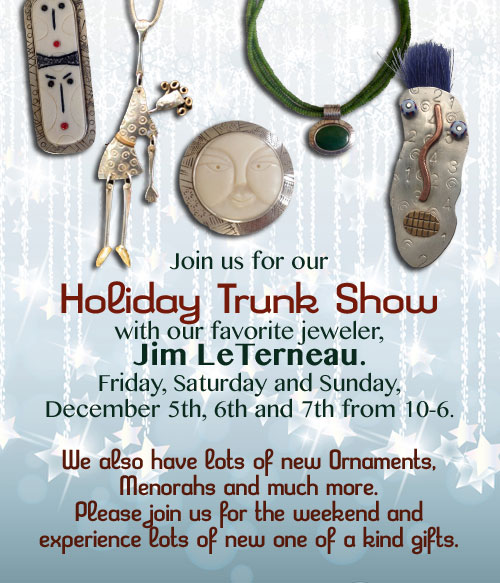 Holiday Trunk Show 2014